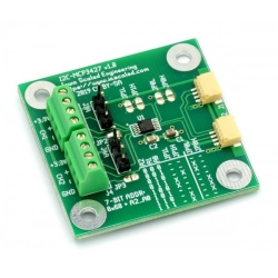 The new Qwiic-compatible I2C-MCP3427