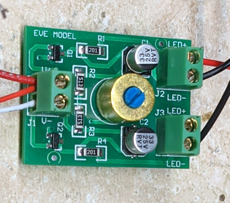 A cheapo Chinese flasher module