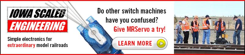 MRServo Turnout Controller