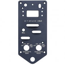 ProtoThrottle Faceplate