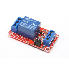 Single SPDT Relay Module - 5V Coil