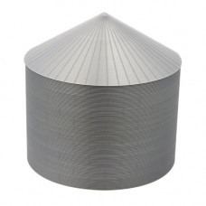 "48' HO-Scale Galvanized Steel Grain Bin Kit (4"" Corrugation)"