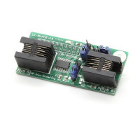 16-Channel I2C Relay Board Driver
