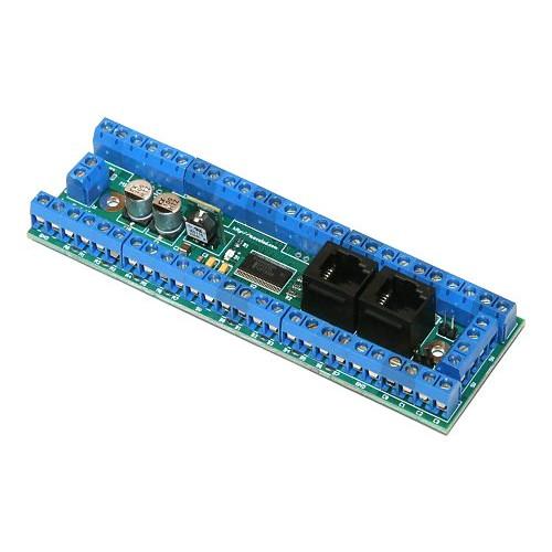 I2C-XIO: 40-Channel I2C Digital I/O Expander