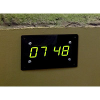 Wireless Fast Clock Secondary Display