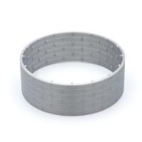 "48' N-Scale Grain Bin Extension Kit (2.66"" Corrugation)"