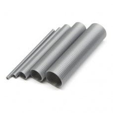 "9""-48"" Galvanized Culvert Pipe Assortment (O-Scale, 5-Pack)"